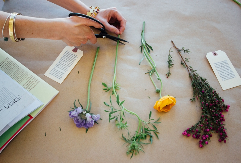 Irenekly - Flower Festooning